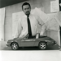 Porsche family member and 911 designer dies