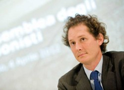 Exor, headed by John Elkann, is to buy a stake in Rothschild © Press Association