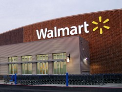 Walmart announces who gets on its shelves