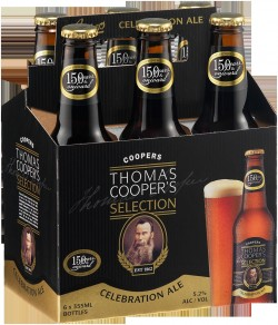 Coopers turns 150 and launches new beer