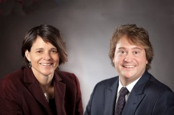 Next-gens Wendy Nelson and Geoffrey Gage have joined Carlson's board