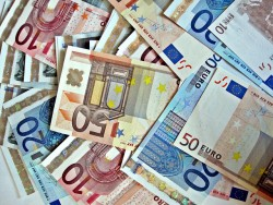 Rich in Europe see fortunes drop ©Images_of_Money
