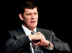 Media tycoon James Packer is considering selling his business to Murdoch family-controlled News Corp © Press Association