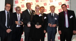 Winners of the CampdenFB Families in Business Awards announced