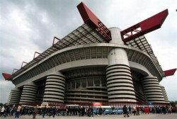 The Moratti family is to reduce its stake in football club Inter Milan - the team shares the San Siro stadium with rival club AC Milan