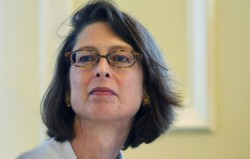 Abigail Johnson has been promoted to president of Fidelity Financial Services
