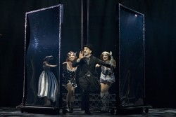 Chaplin the Musical, which stars Rob McClure in the title role, has the backing of family business Rich Products