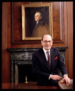 Publishing legend Arthur Ochs Sulzberger dies © Burk Uzzle, the New York Times