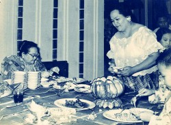 The women of the family business: Mama Sita and Engracia Reyes