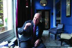 Enrique Pescarmona heads the family business