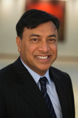 Lakshmi Mittal's investment vehicle has invested in the UK's construction industry
