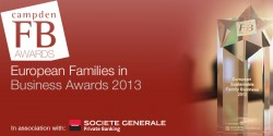 CampdenFB launches family business awards 2013