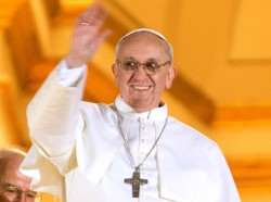 Pope Francis is clothed by a sixth-generation family business