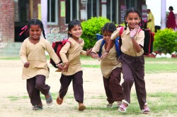 Girl Power: Satya Bharti schools