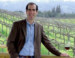 John Bargetto, fourth-gen and gentleman farmer of the Bargetto Winery