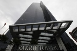 Bakrie & Brothers headquarters in Jakarta