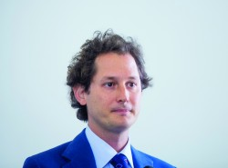 John Elkann: A man on a mission