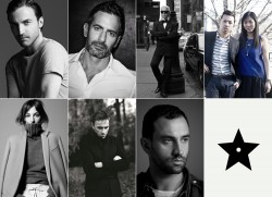 The panel of designers who will help judge the LVMH Prize