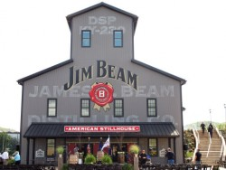 Jim Beam's Kentucky distillery, the title brand of Beam Inc