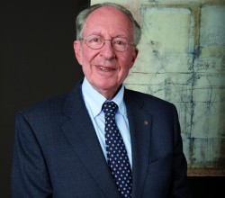 Raymond Weil, founder of the eponymous watchmaker