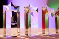 this year's European Families in Business awards will be held in Barcelona, Spain