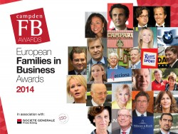 European Families in Business Awards 2014