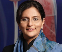 Preetha Reddy, promoted to executive vice-chairwoman