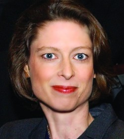 Abigail Johnson, the new chief executive of Fidelity Investments