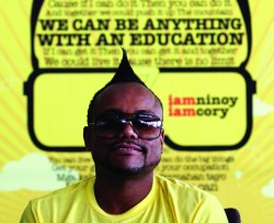 Apl.de.ap wants to improve educational outcomes for Filipino children through his philanthropic foundation