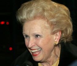 Ann Mara, matriarch of the NFL team the New York Giants, who passed away on Super Bowl weekend