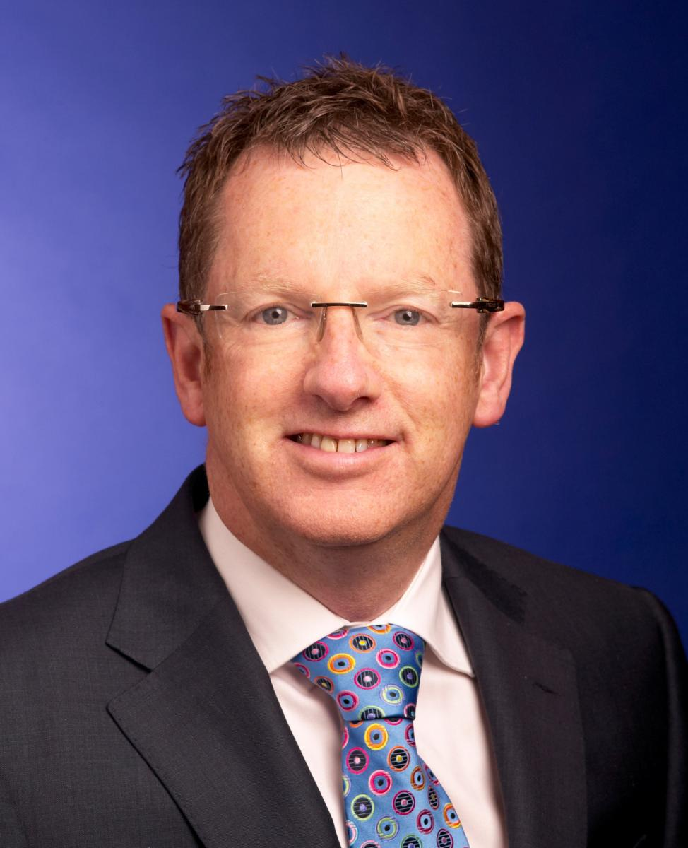 Tom McGinness is Global Leader, Family Business, KPMG Private Enterprise